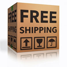 Shipping costs for online coffee vendors